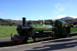 La'al Ratty at Dalegarth